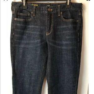 J. Crew Women's Matchstick Stretch Jeans